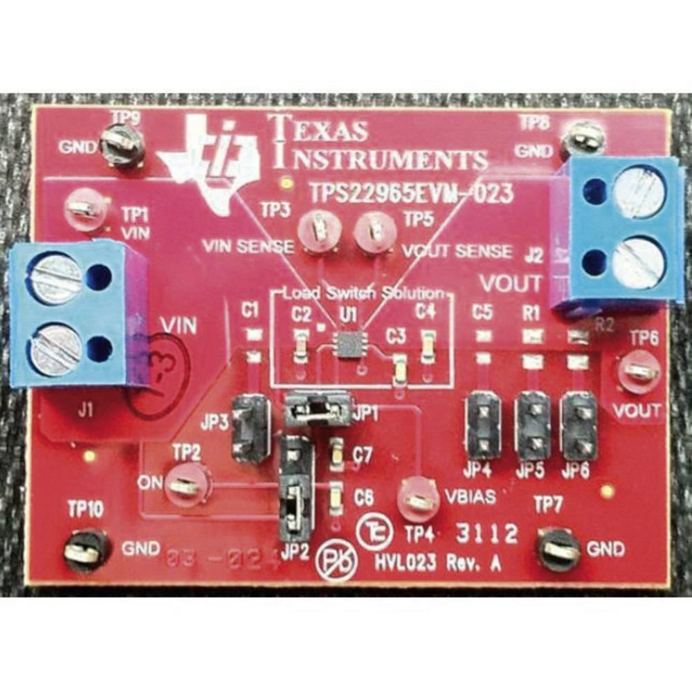 Razvojna plošča Texas Instruments TPS22965EVM-023