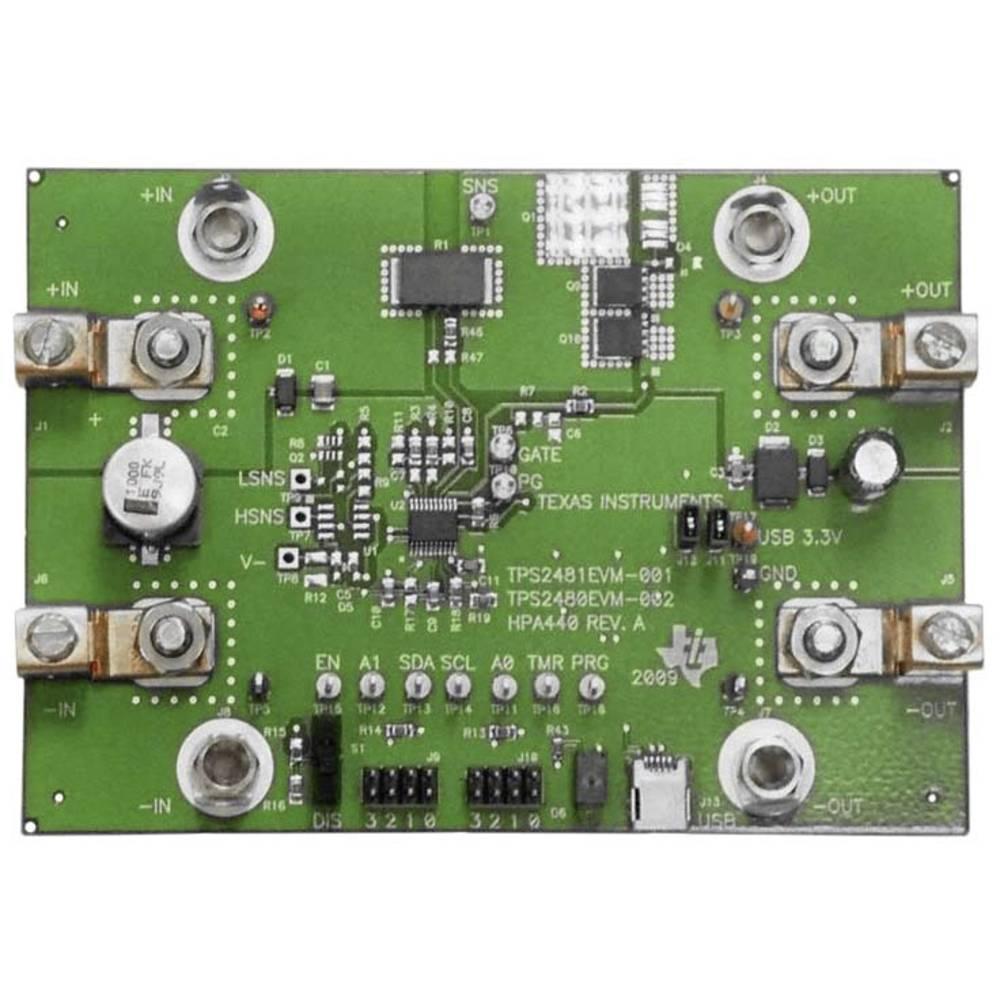 Razvojna plošča Texas Instruments TPS2481EVM-001