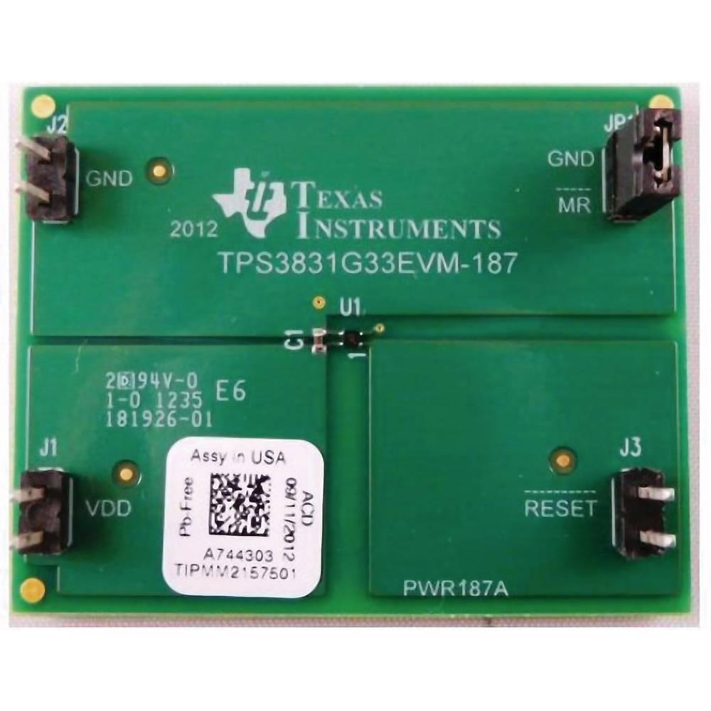 Razvojna plošča Texas Instruments TPS3831G33EVM-187