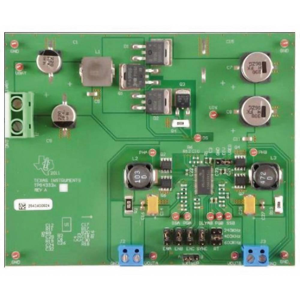 Razvojna plošča Texas Instruments TPS43330EVM