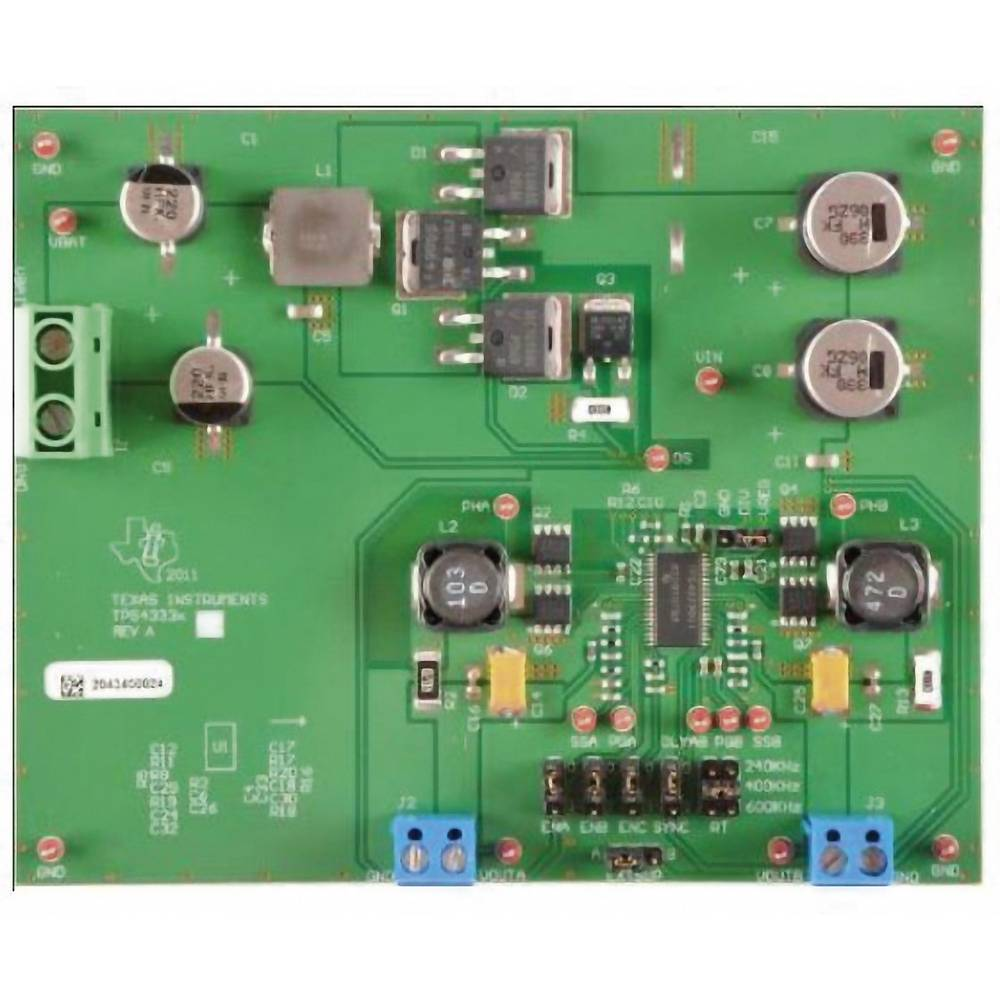 Razvojna plošča Texas Instruments TPS43336EVM