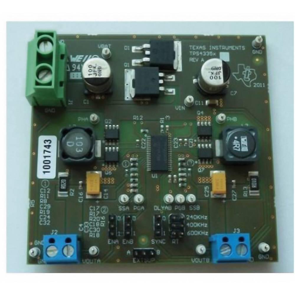 Razvojna plošča Texas Instruments TPS43351EVM