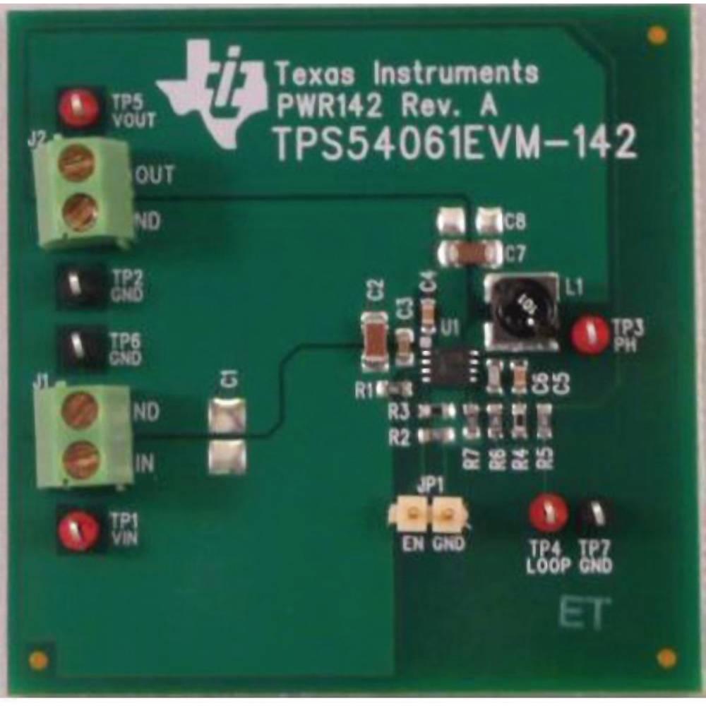 Razvojna plošča Texas Instruments TPS54061EVM-142