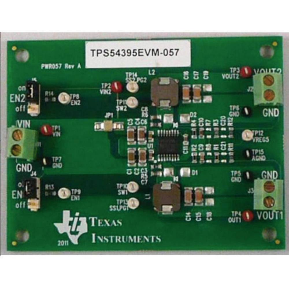 Razvojna plošča Texas Instruments TPS54394EVM-057