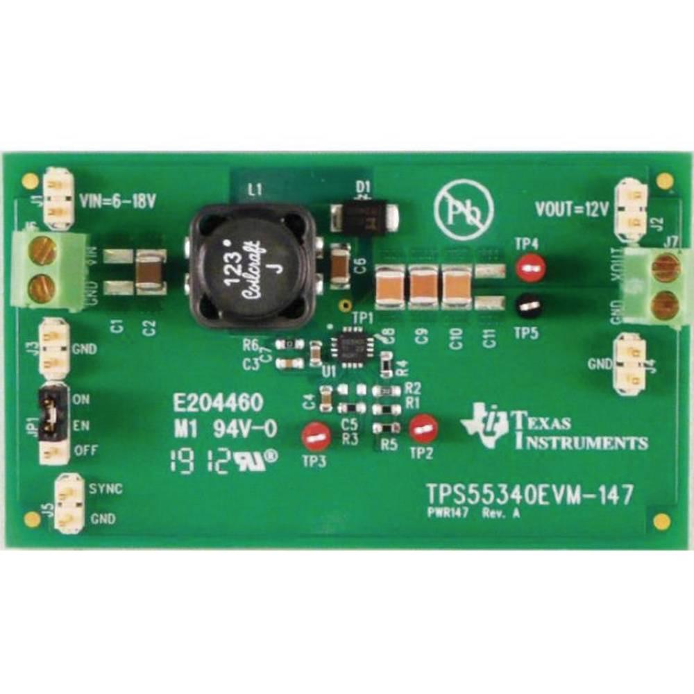 Razvojna plošča Texas Instruments TPS55340EVM-147