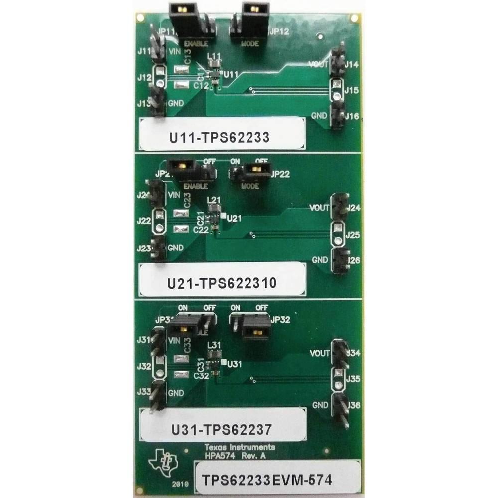 Razvojna plošča Texas Instruments TPS62233EVM-574