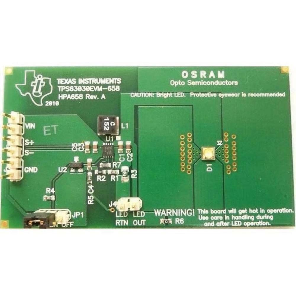 Razvojna plošča Texas Instruments TPS63030EVM-658