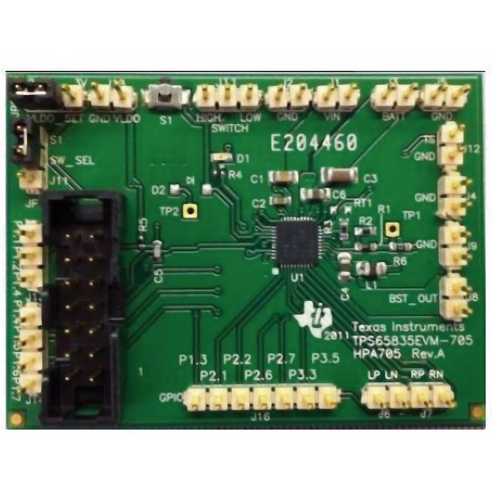 Razvojna plošča Texas Instruments TPS65835EVM-705