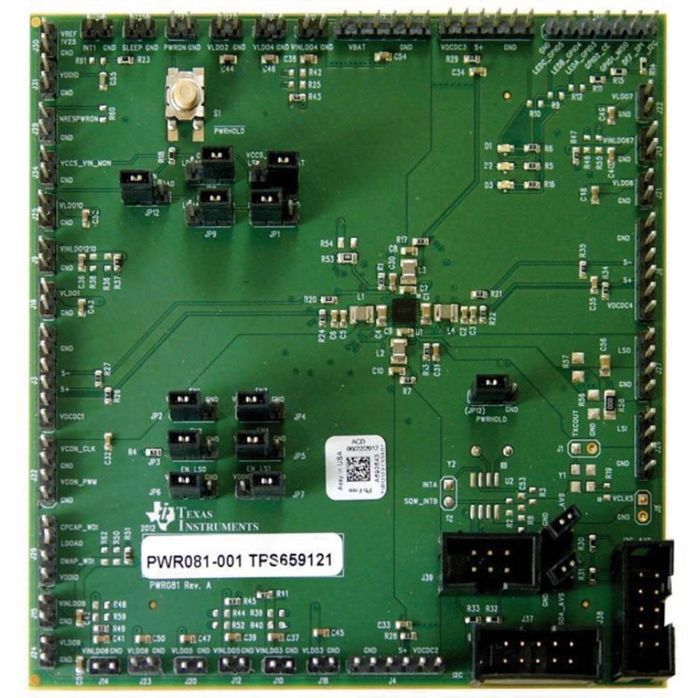 Razvojna plošča Texas Instruments TPS659121EVM-081