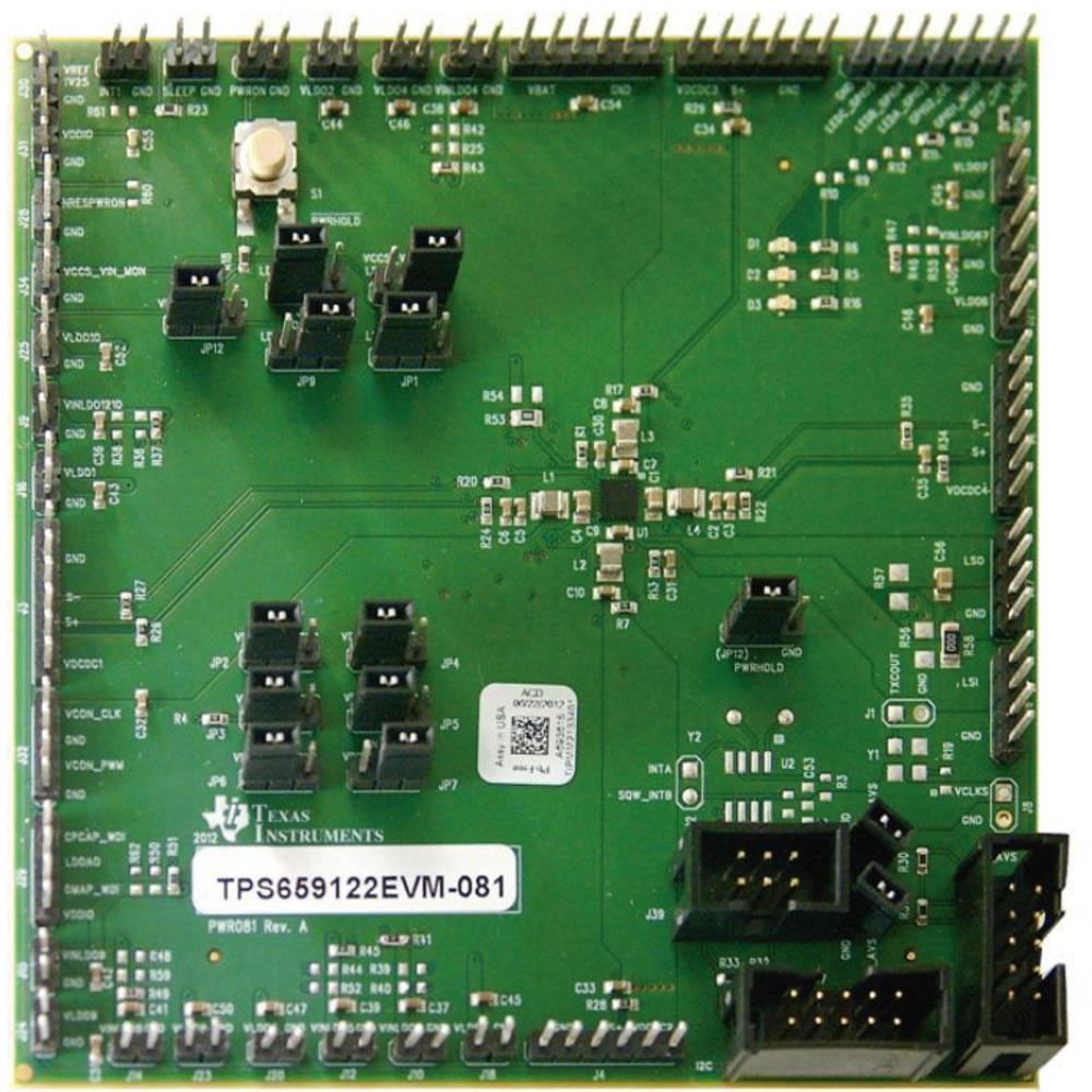 Razvojna plošča Texas Instruments TPS659122EVM-081