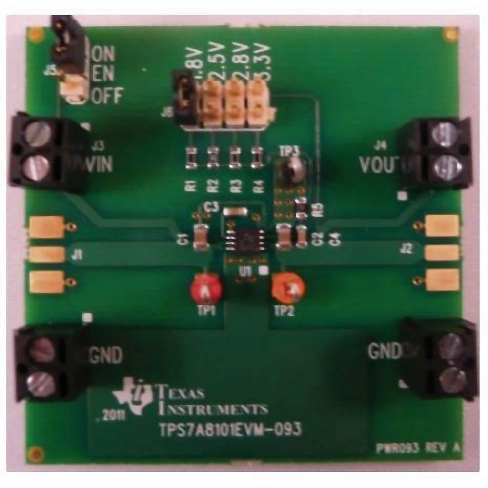 Razvojna plošča Texas Instruments TPS7A8101EVM-093
