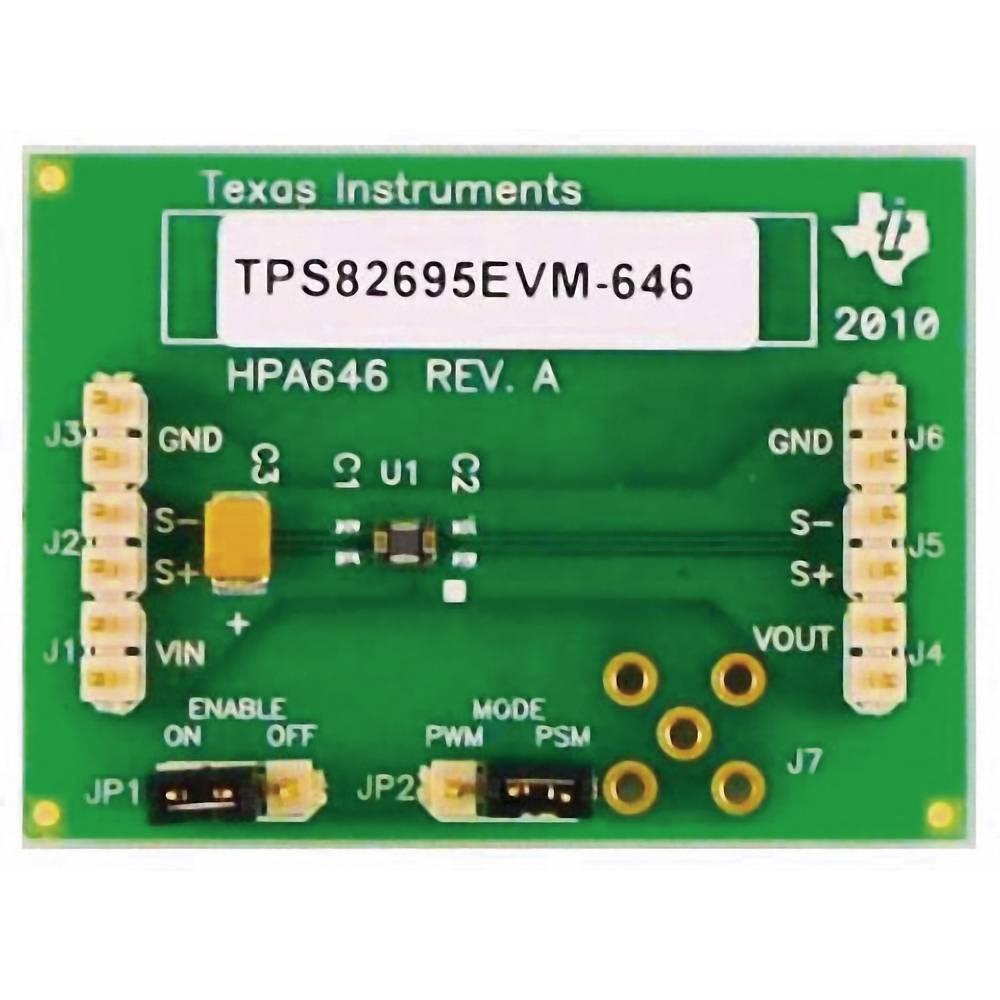 Razvojna plošča Texas Instruments TPS82695EVM-646