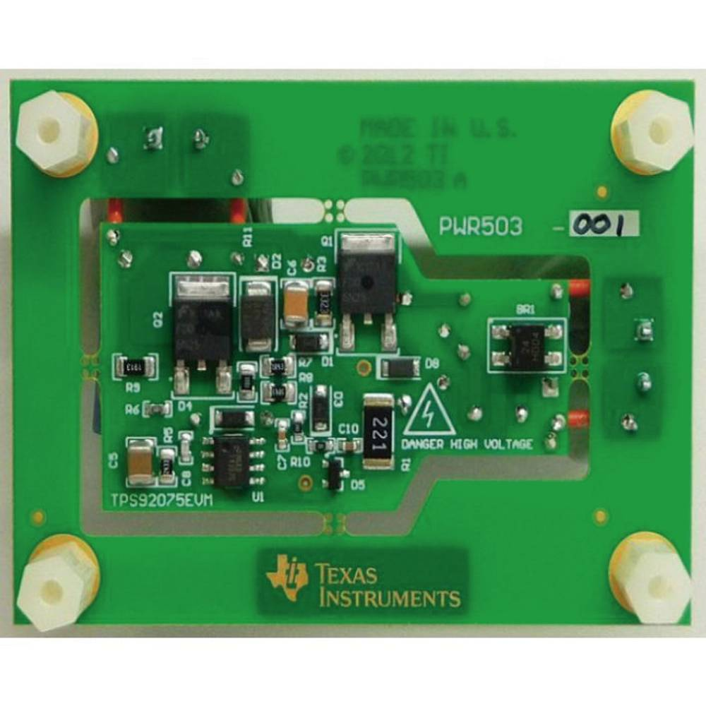 Razvojna plošča Texas Instruments TPS92075EVM
