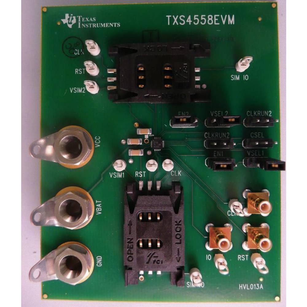 Razvojna plošča Texas Instruments TXS4558EVM