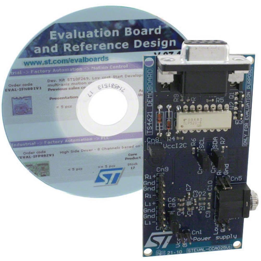 Razvojna plošča STMicroelectronics STEVAL-CCA025V1