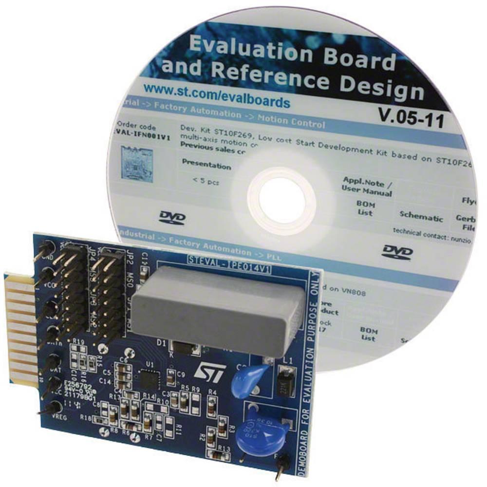 Razvojna plošča STMicroelectronics STEVAL-IPE014V1