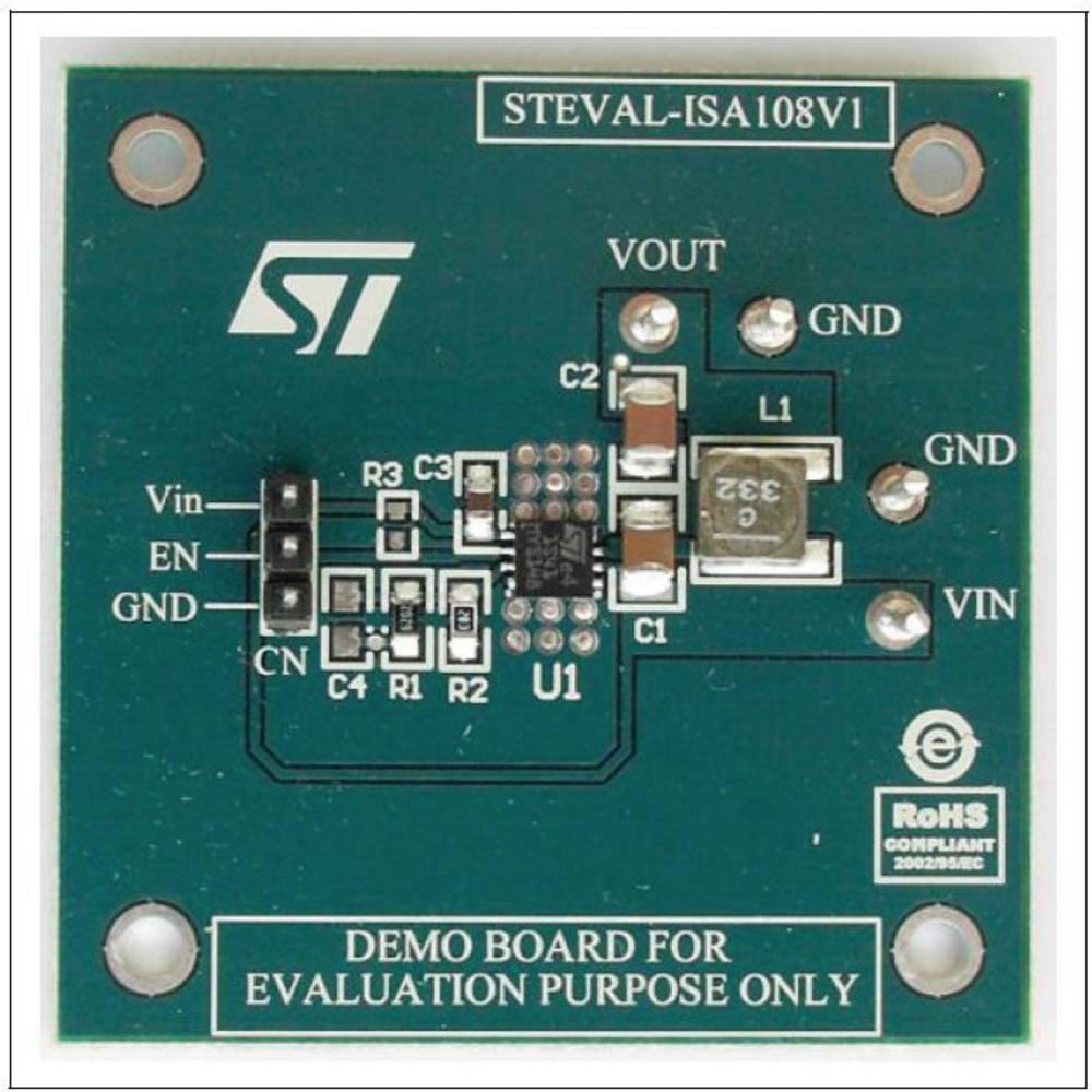 Razvojna plošča STMicroelectronics STEVAL-ISA108V1