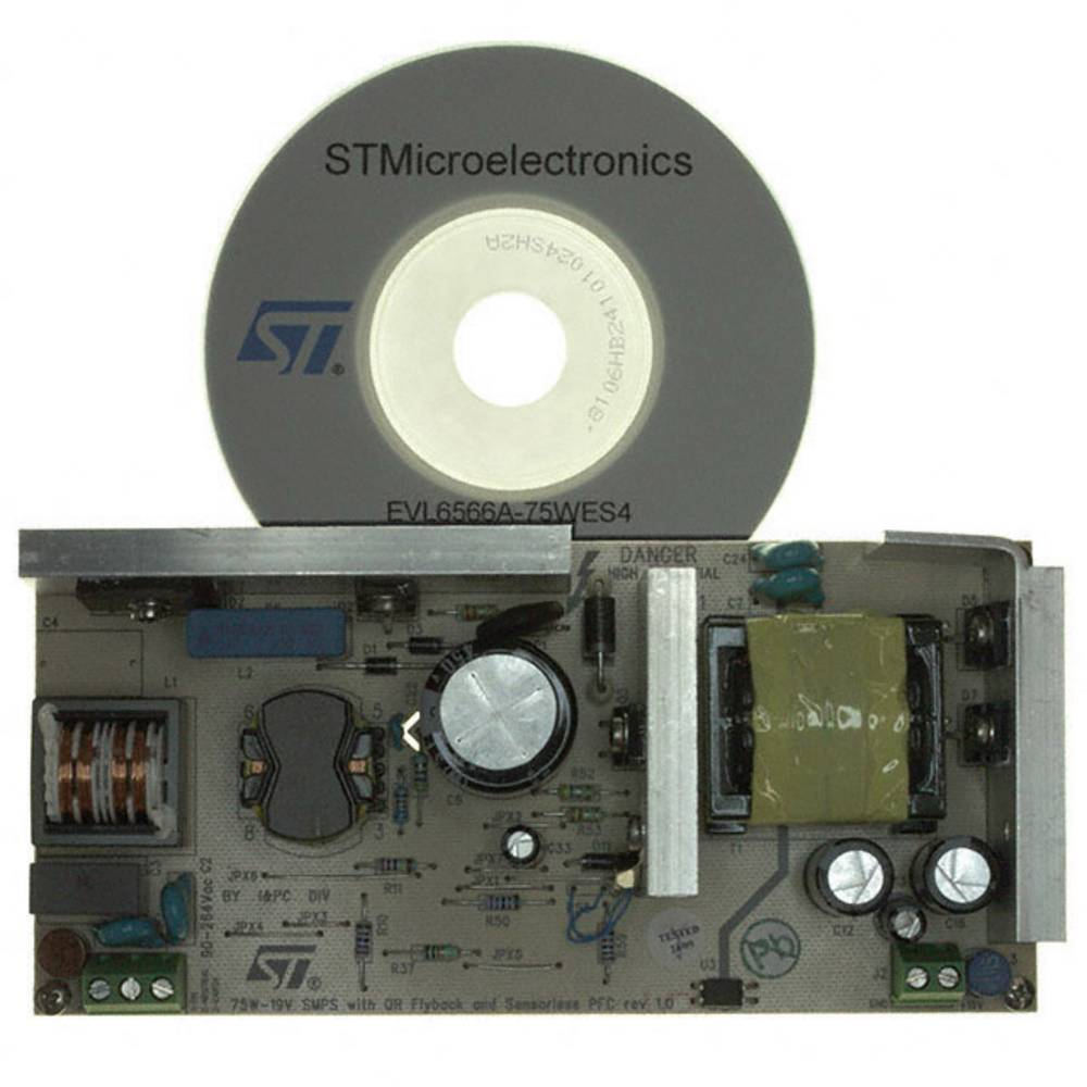 Razvojna plošča STMicroelectronics EVL6566A-75WES4