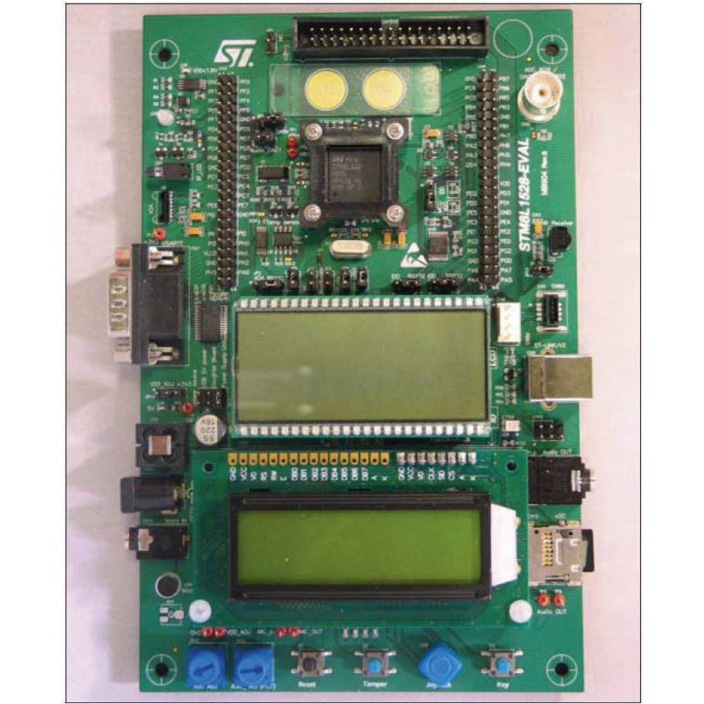 Razvojna plošča STMicroelectronics STM8L1528-EVAL