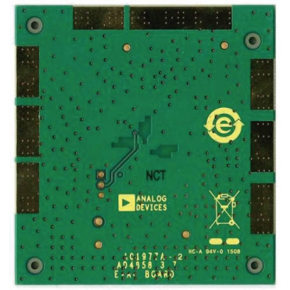 Tiskana pločica (neopremljena) Analog Devices ADA4858-3ACP-EBZ