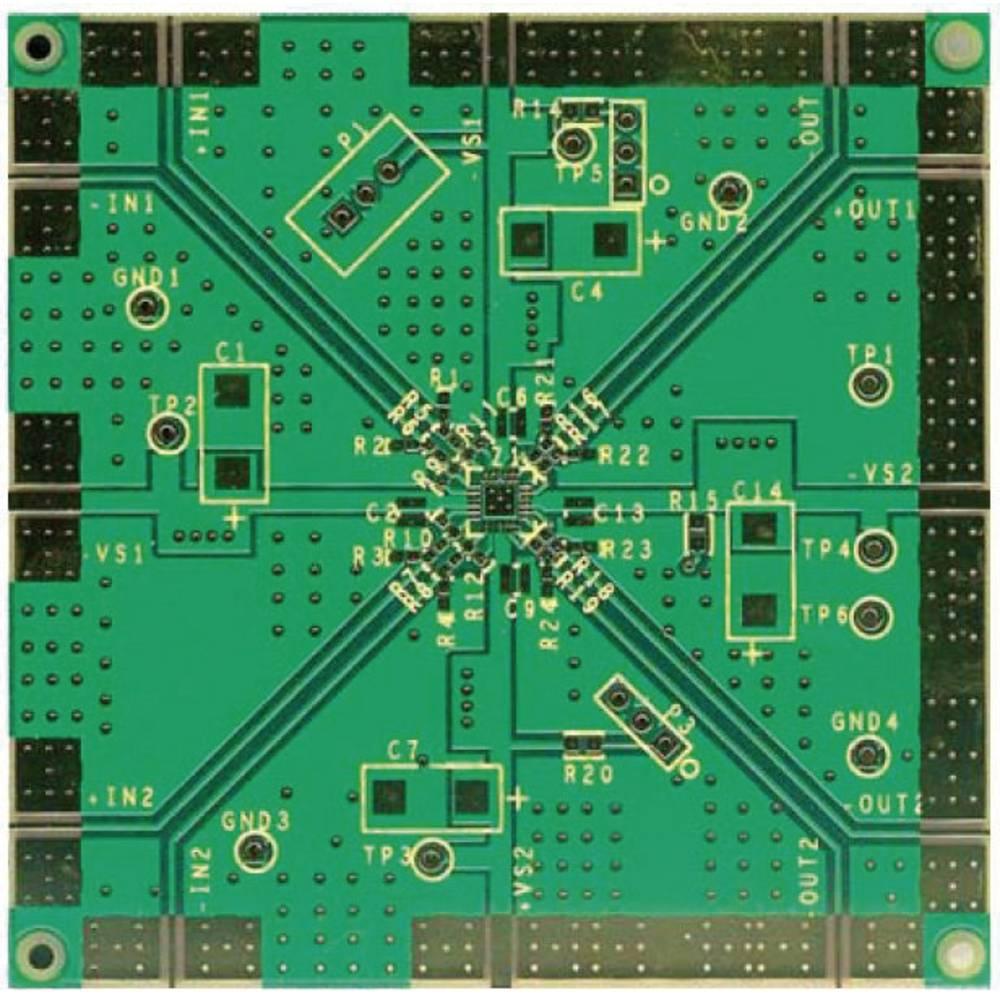 Tiskana pločica (neopremljena) Analog Devices ADA4939-2YCP-EBZ