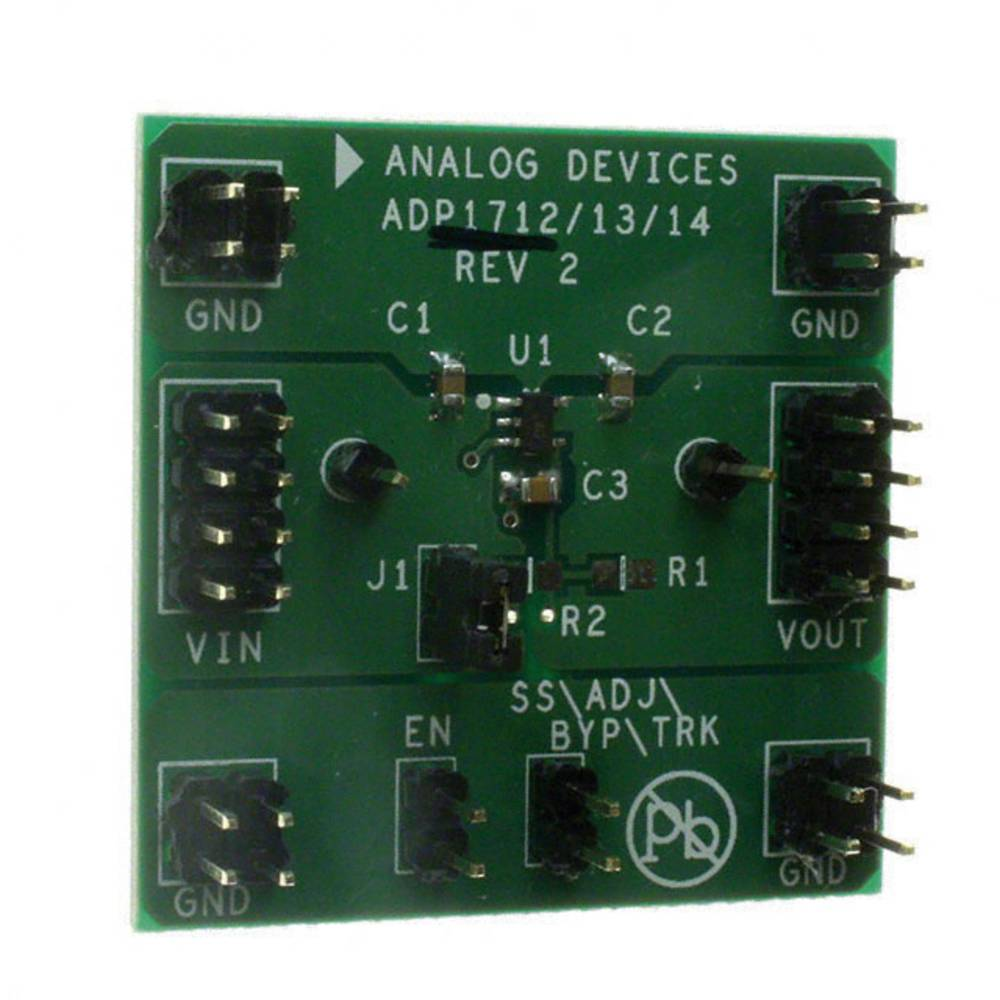 Razvojna ploča Analog Devices ADP1712-3.3-EVALZ