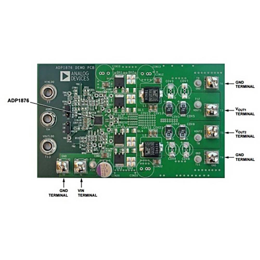 Razvojna ploča Analog Devices ADP1876-EVALZ