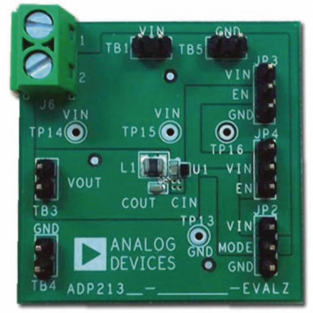 Razvojna ploča Analog Devices ADP2139CB-1.8EVALZ