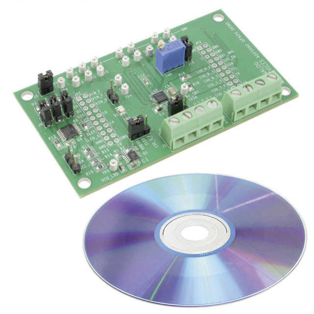 Razvojna ploča Analog Devices ADP5062CP-EVALZ