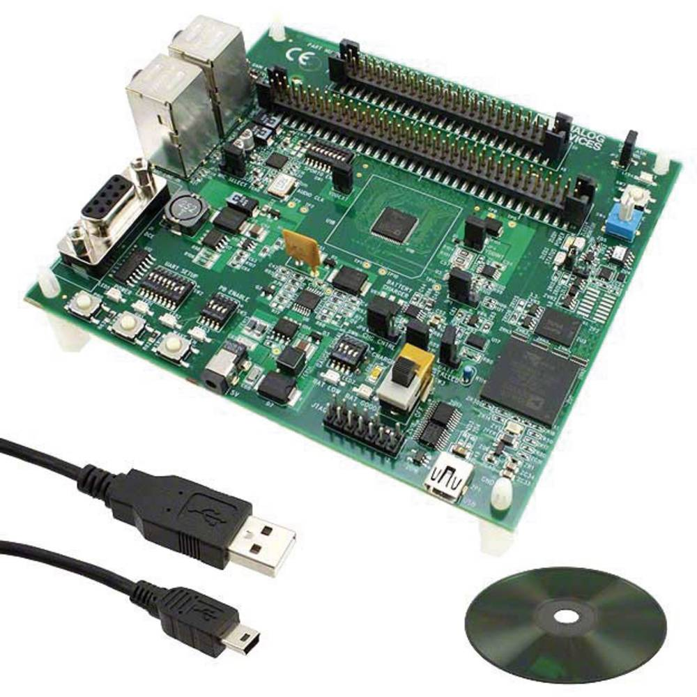 Razvojna ploča Analog Devices ADZS-BF592-EZLITE