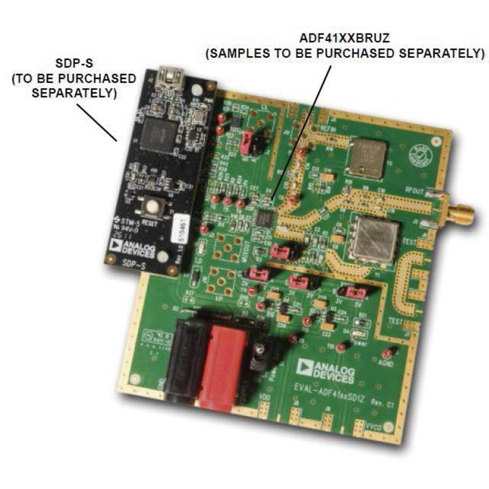 Razvojna ploča Analog Devices EV-ADF4157SD1Z