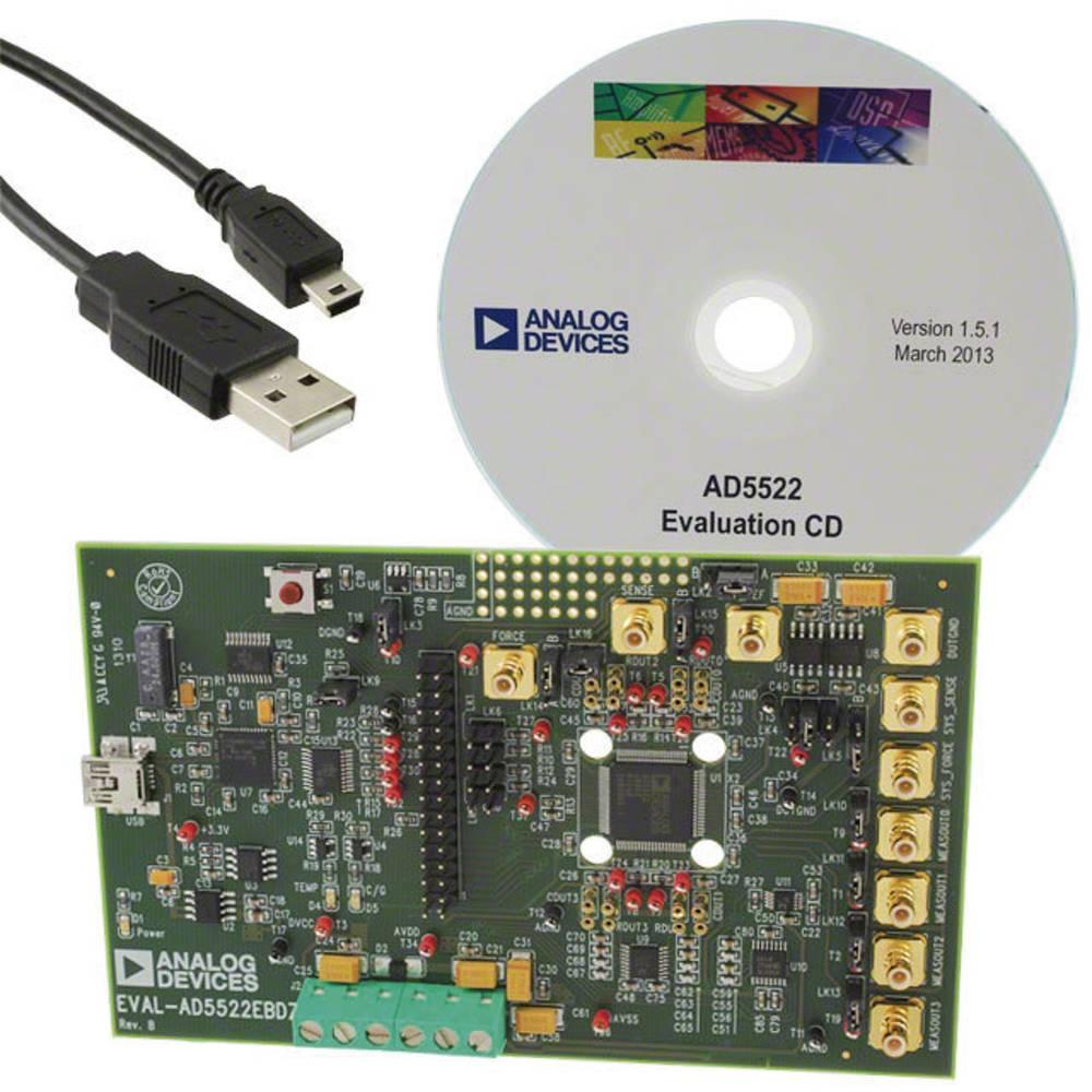 Razvojna ploča Analog Devices EVAL-AD5522EBDZ