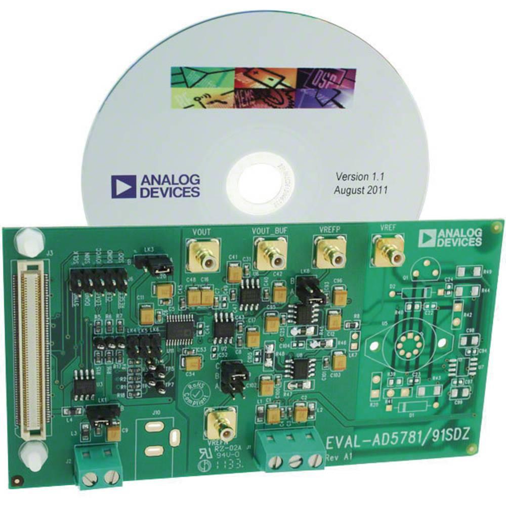 Razvojna ploča Analog Devices EVAL-AD5791SDZ