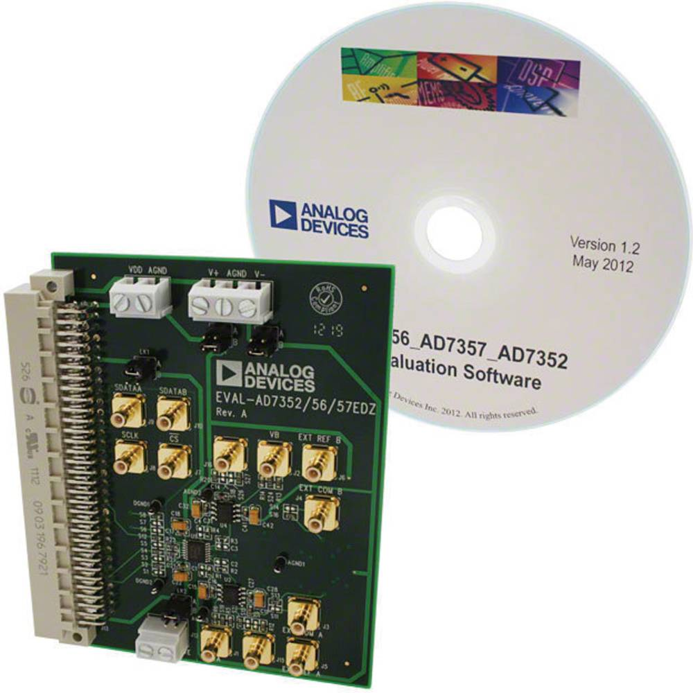 Razvojna ploča Analog Devices EVAL-AD7356EDZ
