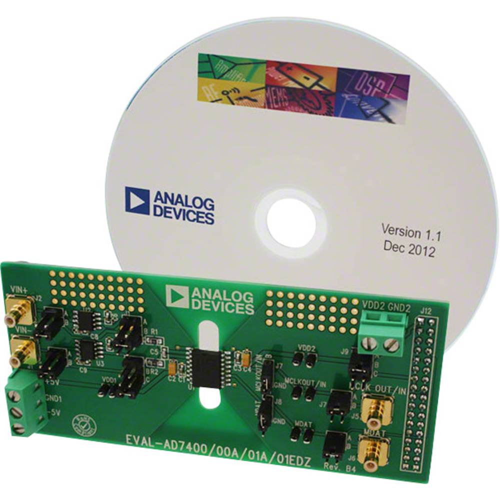 Razvojna ploča Analog Devices EVAL-AD7400EDZ