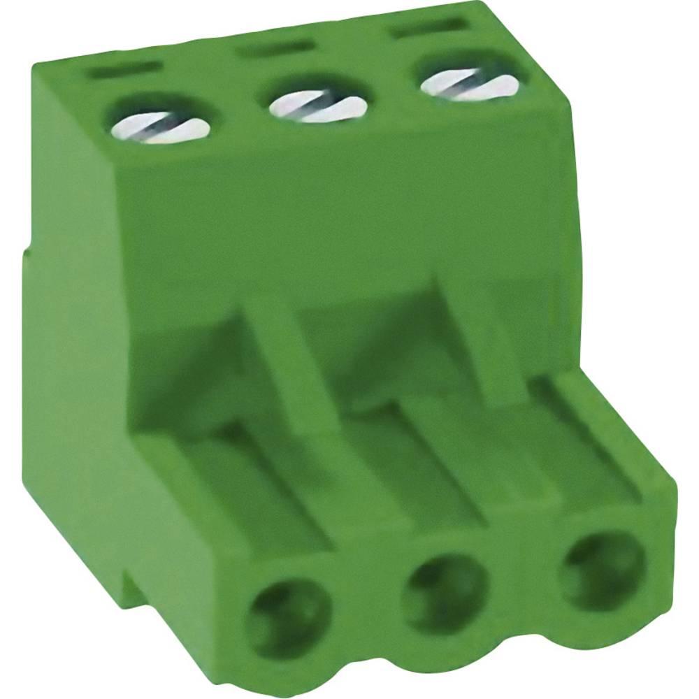 Priključne sponke DECA MC100-50813 mere: 5.08 mm 1 kos