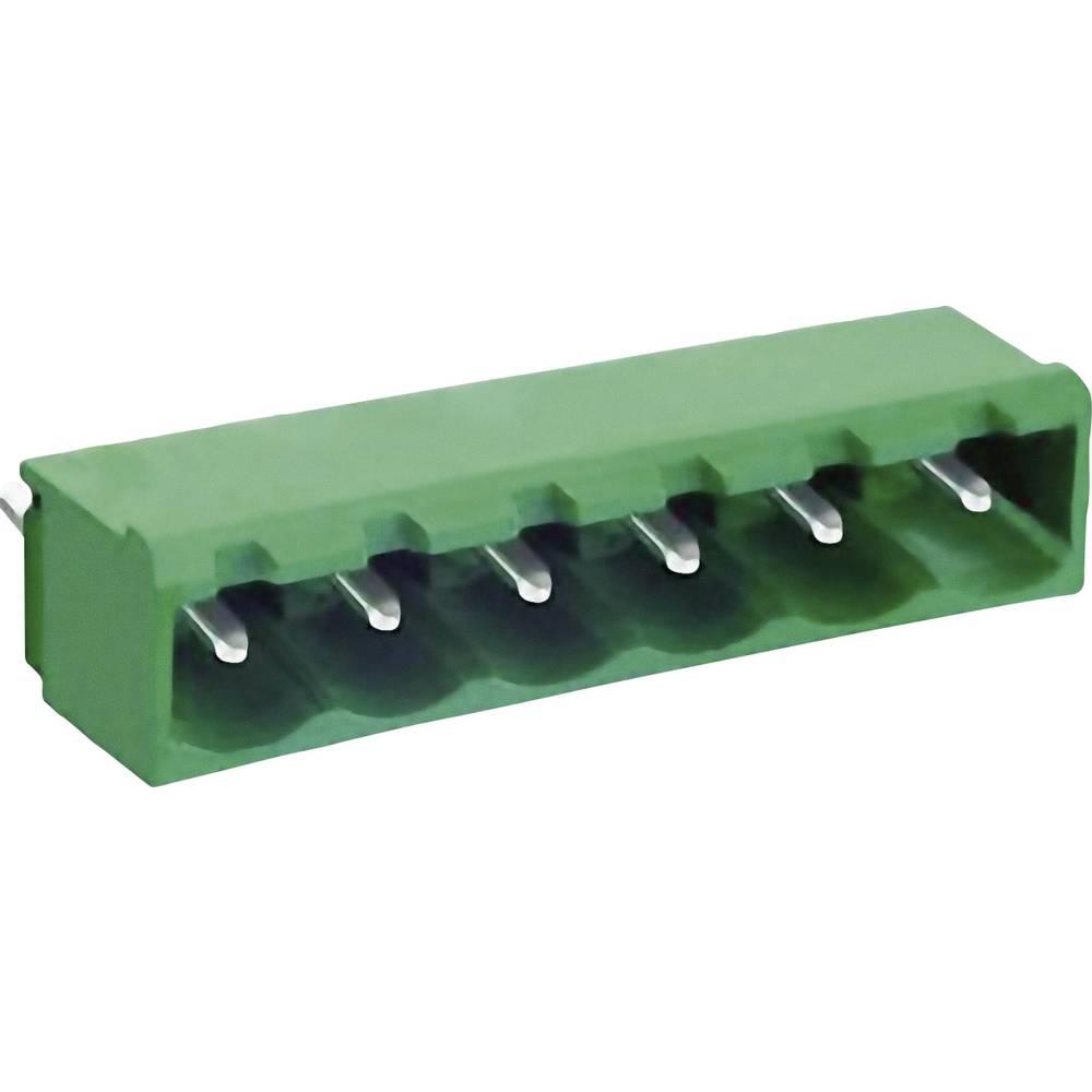 Pinsko ohišje za tiskana vezja DECA ME040-50802 mere: 5.08 mm 1 kos