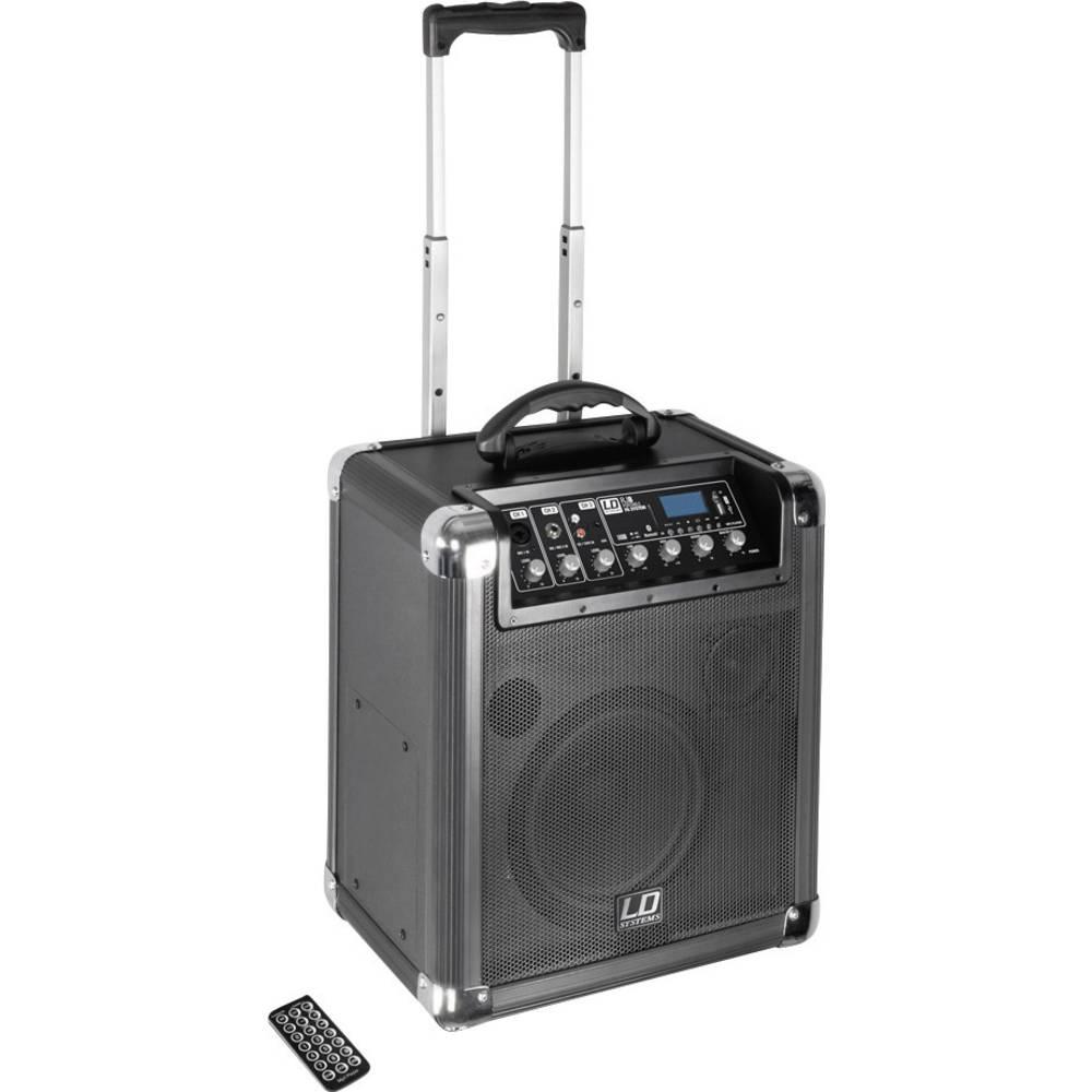 Prenosni zvočnik LD Systems Road Jack 8, 8-colski, akumulatorski, 1 kos