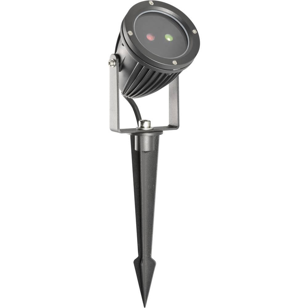 Laserski svjetlosni efekt 001RGM Renkforce IP65 zaštita od prskanja
