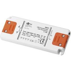 Goobay LED gonilnik LED-transformator DC delovanje 24 V 0 - 12 W 30632