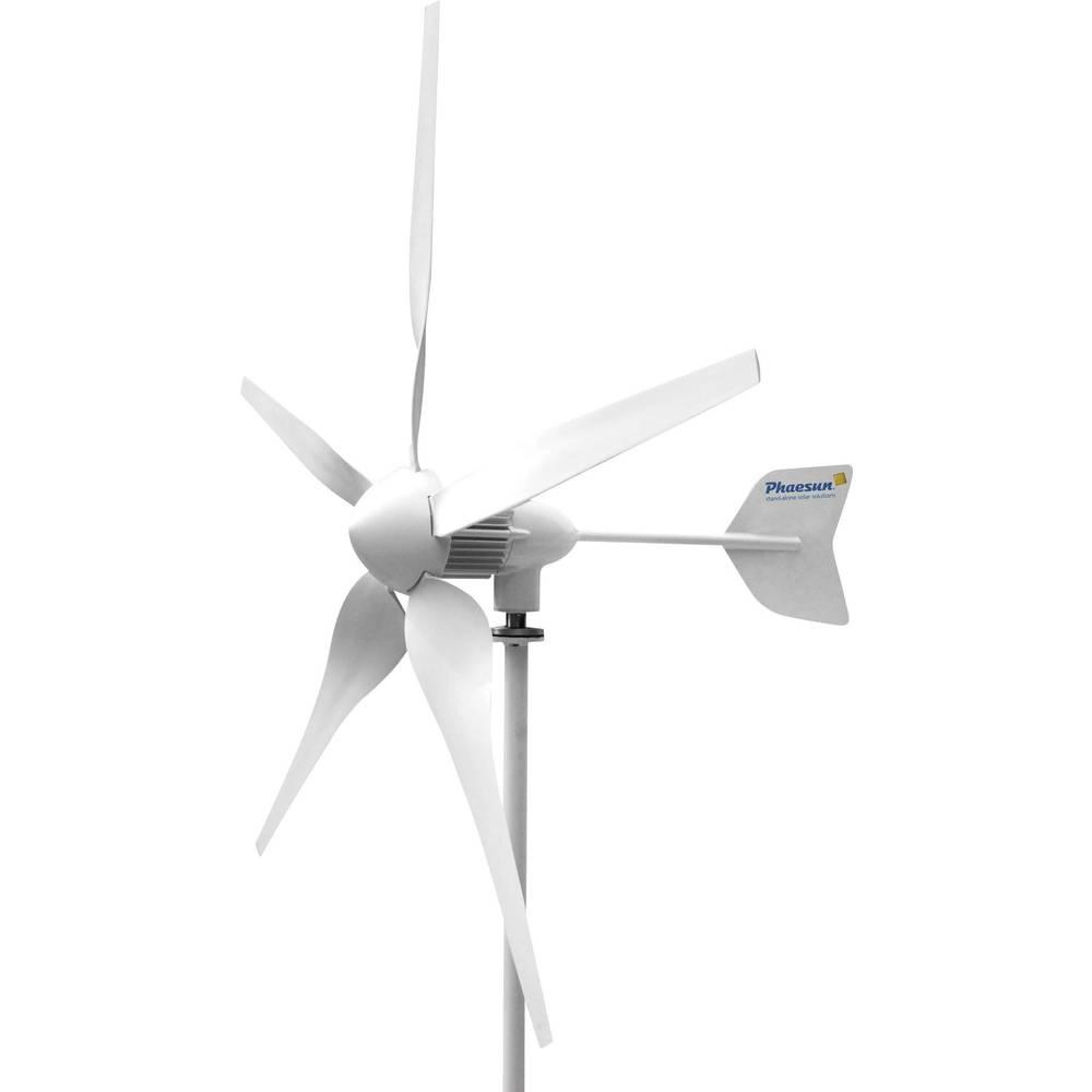 Vetrni generator Phaesun Stormy Wings 600_24 310127 moč (pri 10 m/s) 600 W