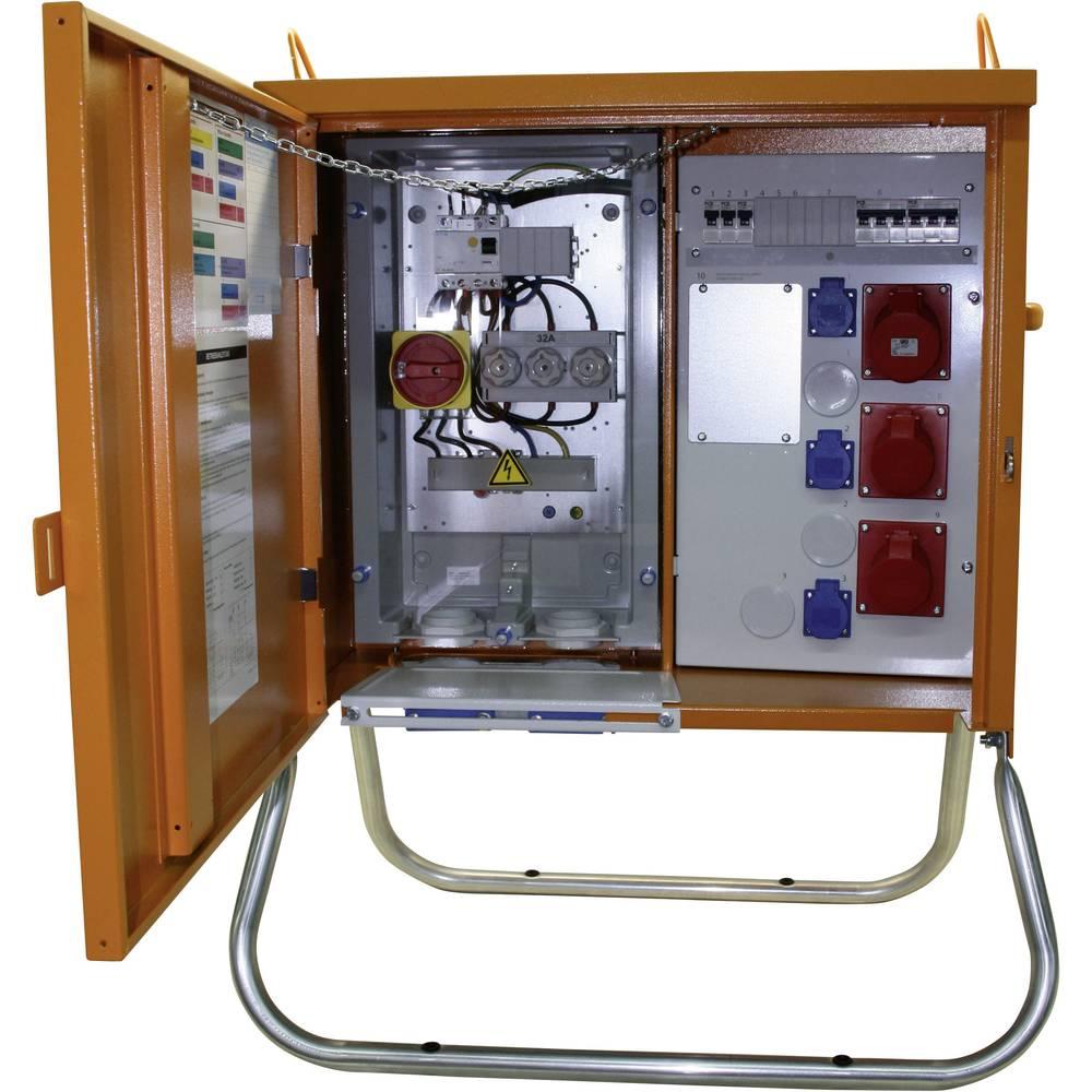 Razdelilna omarica PCE Merz MZ69040 M-VEV 35/21-3/V1 24 kVA klešče 6-35 mm Cu 35 A klešče 35 mm, 4-žična 400 V