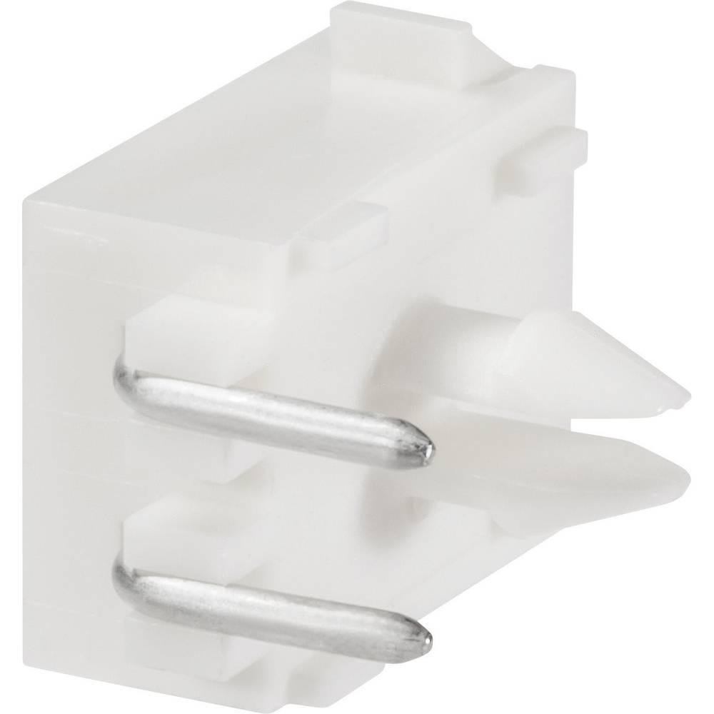 Stiftkabinet-printplade Mini-Universal-MATE-N-LOK (value.1360457) Samlet antal poler 3 TE Connectivity 1-770967-1 1 stk