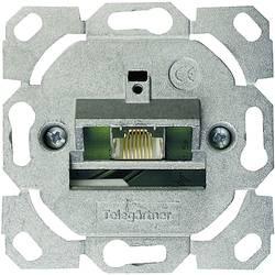 Omrežna vtičnica, podometna-CAT 5e 1 vhod Telegärtner J00020A0420