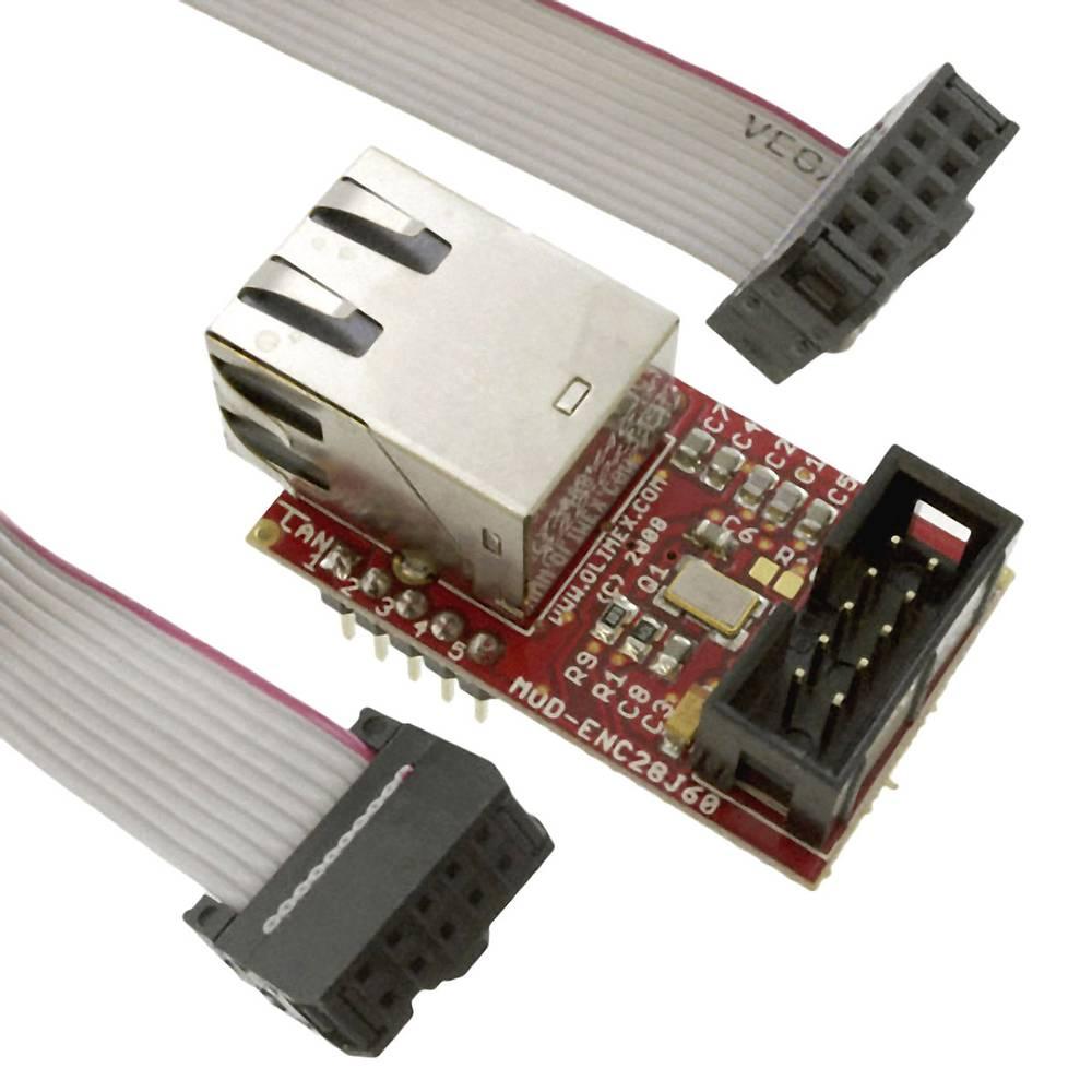 Razširitvena plošča Olimex MOD-ENC28J60