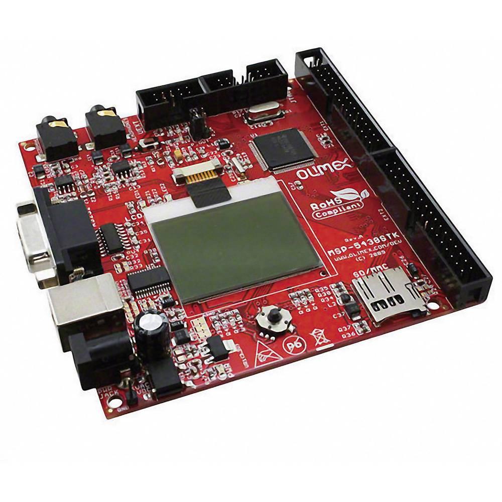 Razvojna plošča Olimex MSP430-5438STK