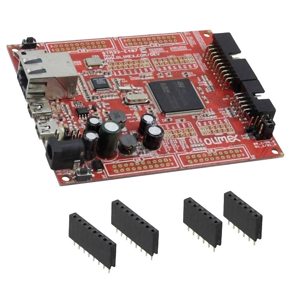Razvojna plošča Olimex STM32-E407