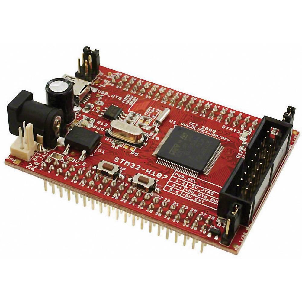 Razvojna plošča Olimex STM32-H107