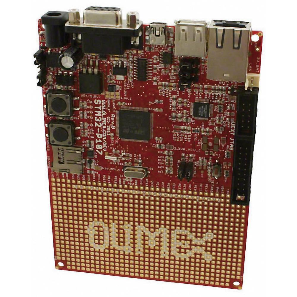 Prototipska plošča Olimex STM32-P107