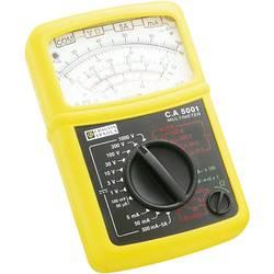 Ročni mulitmeter Chauvin Arnoux C.A 5001 kalibracija narejena po: delovnih standardih,